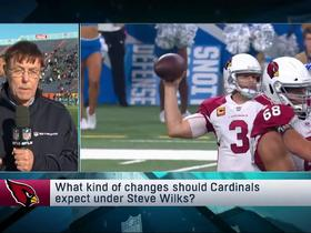 Watch: What kind of coach are the Cardinals getting with Steve Wilks?
