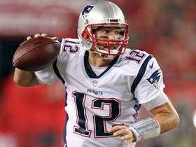 Watch: How do the Patriots play in their white away uniforms? Here are the stats