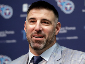 Watch: What can the Titans expect from Mike Vrabel as head coach?
