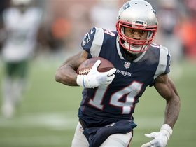 Kay Adams: Brandin Cooks' ability to draw pass interference calls downfield is a major factor in Patriots' success