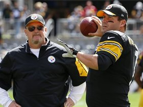 Will Big Ben benefit from having new OC Randy Fichtner?
