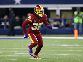 D.J. Swearinger: I will be a top three safety in the NFL next season