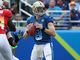 Watch: Drew Brees hits Rudolph over the middle for 10 yards