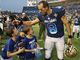 Watch: Brees' kids horse around during Pro Bowl interview