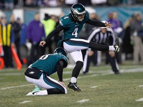 Why 'the protege will get the best of the mentor' in Super Bowl LII's kicker battle