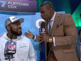 Fletcher Cox explains why he's never watched a Super Bowl