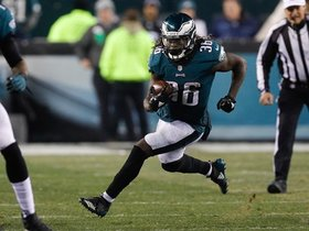 Kinkhabwala: Eagles have one of the most dangerous rushing attacks the Patriots have faced