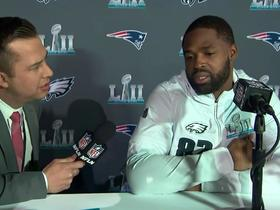 How Torrey Smith has learned to appreciate the journey to get here