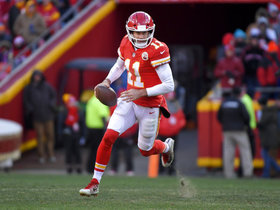 Kareem Hunt on Alex Smith trade: I was in 'shock' at dinner and 'stopped eating'