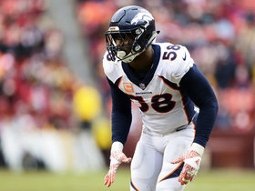 Von Miller: If all else fails, I'll play QB for the Broncos