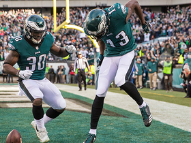 DJ explains why Clement, Agholor are Eagles X-factors in Super Bowl LII