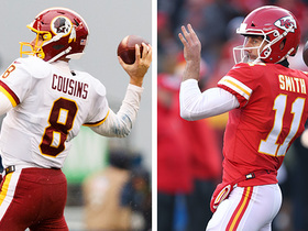 Steve Smith Sr.: Alex Smith is better than Kirk Cousins