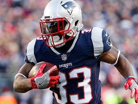 Which Patriots RB can best exploit the Eagles?
