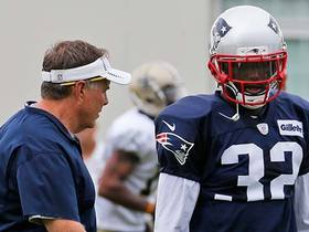 Bill Belichick: 'I couldn't be prouder to coach a player than Devin McCourty'