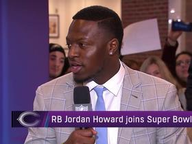 Jordan Howard predicts Bears will win NFC North in 2018