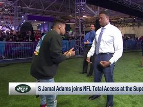 Jamal Adams goes through an in-depth demo on how to stop Gronk