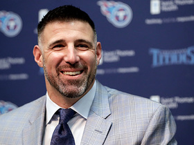Marcus Mariota: I love the direction and the vision Mike Vrabel has for the Titans