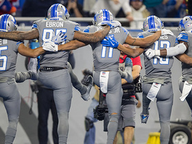 Golden Tate votes for the best Lions touchdown celebrations
