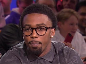 Tyrod Taylor joins 'NFL Total Access'