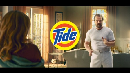 39 it 39 s yet another tide ad 39 super bowl lii commercial 2018 with david harbour nfl videos. Black Bedroom Furniture Sets. Home Design Ideas