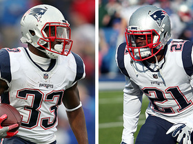 Rapoport: Patriots' Dion Lewis, Malcolm Butler expected to test free agency this offseason