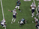 Watch: Gostkowski's third FG attempt splits uprights from 45 yards out