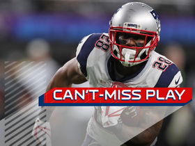 Watch: Can't-Miss Play: James White channels Beast Mode on 26-yard TD run