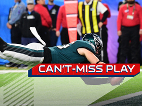 Watch: Can't-Miss Play: Ertz beats McCourty on slant for go-ahead TD