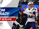 Watch: Top 10 Tom Brady throws from his record-breaking game in SB LII