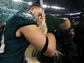 Zach Ertz on Super Bowl win 'We like being underdogs in the city of Philly'