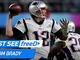 Watch: freeD: See Brady TD's throw to Hogan in 360 degrees | Super Bowl LII