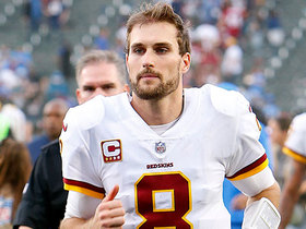 Will the Redskins franchise tag Kirk Cousins?