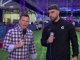 Travis Kelce joins 'NFL Total Access'