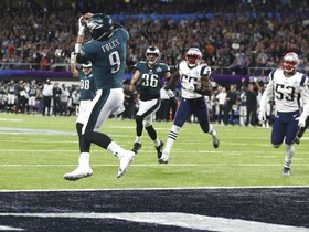 Trey Burton on 'Philly Special': Our coach has guts, he trusts us on 4th down