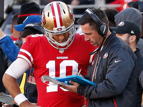 Jimmy 'G' for 'Good-at-everything'? Garoppolo lists what he ISN'T good at
