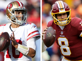 Jimmy G or Captain Kirk: Which QB adds more value to a team?