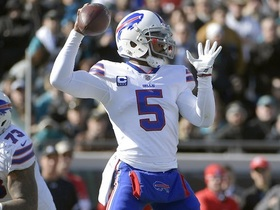 Royal: If Tyrod goes to Jags, they can beat New England