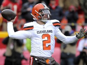Watch: Peter Schrager: Johnny Manziel's potential NFL comeback is a great story