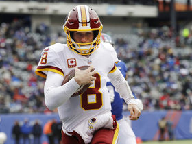 Peter Schrager: Kirk Cousins is a very intriguing option for the Vikings