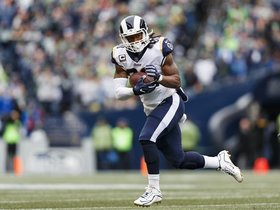 Nate Burleson: Todd Gurley's four touchdowns in Week 15 propelled the Rams to glory