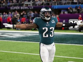 Rodney McLeod: I reflect on Super Bowl LII everyday