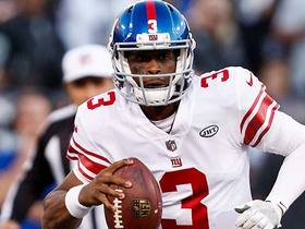 Geno Smith shares his story on taking over for Eli Manning in Week 13