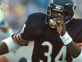 Watch: Current running backs reflect on the legacy of Walter Payton