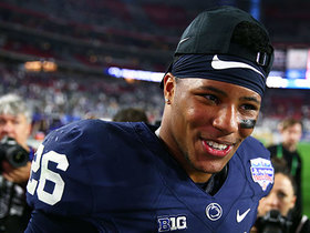 Watch: Bucky Brooks on Saquon Barkley: He's a 'special player,' everything revolves around him