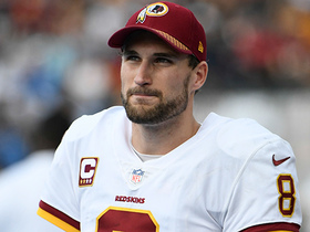 Rapoport: Redskins not expected to use franchise tag to trade Cousins