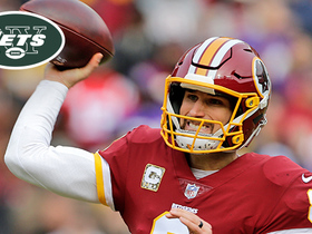 Watch: Rapoport: Jets are willing to pay 'more than anyone else' for Cousins