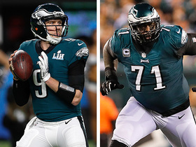 Garafolo: All signs point to Eagles bringing back Nick Foles, Jason Peters