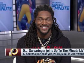 Redskins safety D.J. Swearinger says Broncos are favorites to land Cousins