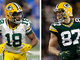 Watch: Rosenthal: Packers are more likely to cut Randall Cobb than Jordy Nelson
