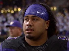 Watch: Vita Vea reveals which former Washington Husky he models his game after